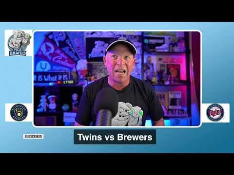 Minnesota Twins vs Milwaukee Brewers Free Pick 8/19/20 MLB Pick and Prediction MLB Tips