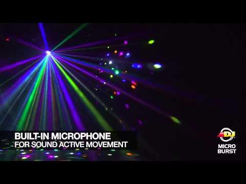 ADJ Micro Burst (Full HD)