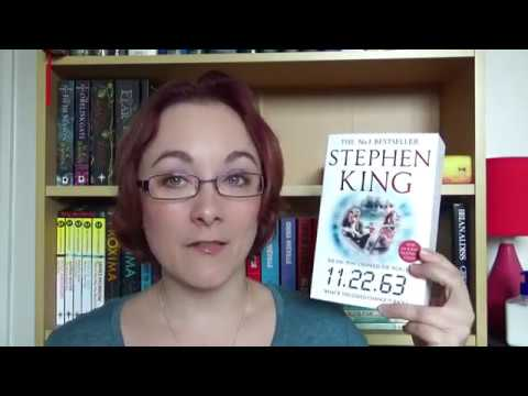 Book Review #82 - 11/22/63 by Stephen King