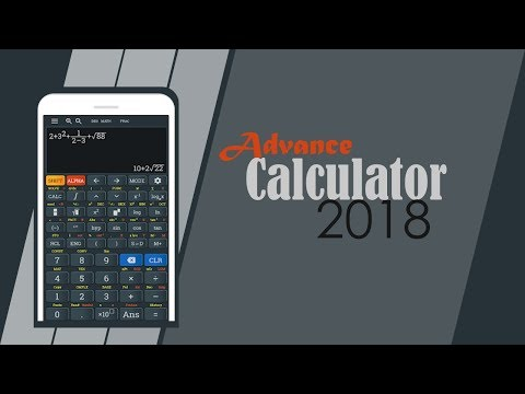 The Daily App : ADVANCE CALCULATOR SCIENTIFIC FOR ANDROID