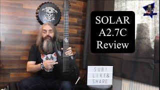 Solar A2 7 Review