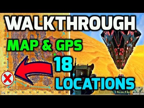 BEST DESERT LOOT CRATE DROPS WALKTHOUGH ON YOUTUBE! - Scorched Earth