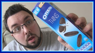 Oreo Thins UK Review