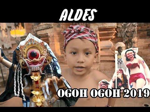 Ogoh-ogoh By Aldes Natha