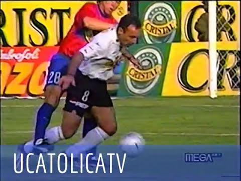 90 Colo Colo 3 U CATOLICA 2 PRE SUDAMERICANA 2004