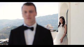 #TOP15MOSCOW – Свадьба Виктора и Дарьи на острове Крит