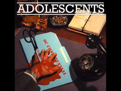 Adolescents - OC Confidential [2005, FULL ALBUM]