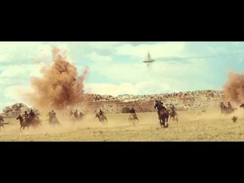 "Cowboys & Aliens - ""Aliens Attack Posse"" clip"