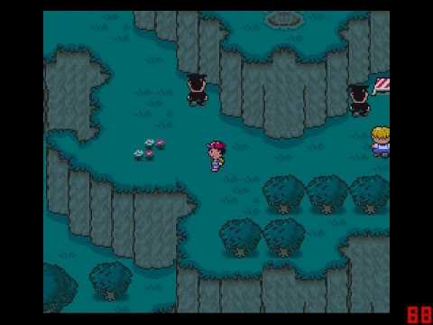 Earthbound Gameplay Pt1
