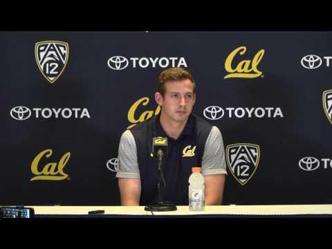 Cal Football: Davis Webb Press Conference (10/18/2016)
