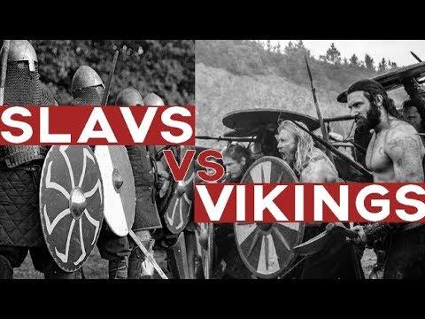 Slavs VS Vikings | Differences And Similarities
