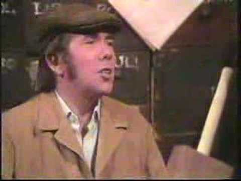 Two Ronnies  Four Candles  - Hardware Shop Sketch 1976