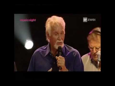 Kenny Rogers - Love Or Something Like It LIVE