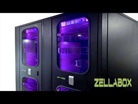 Zellabox Modular Micro Data Center