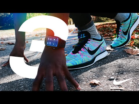 My Day With The Apple Watch Series 3 Nike Plus Edition