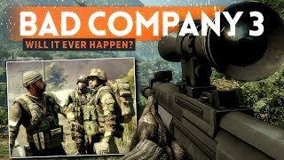 9 YEARS LATER! - Battlefield Bad Company 2 in 2019 (Will We Ever See Bad Company 3?)