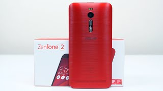 ASUS ZenFone 2 Unboxing: World