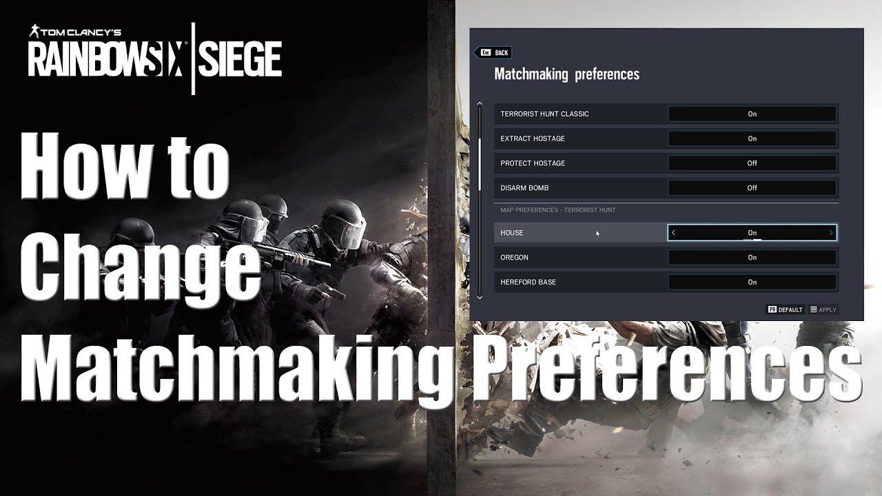 best matchmaking rainbow six siege error 2-0x0000d013d