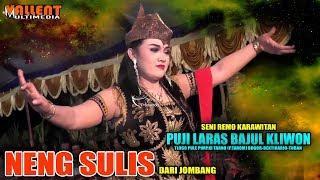 TARI REMO bersama NENG SULIS Dari Jombang