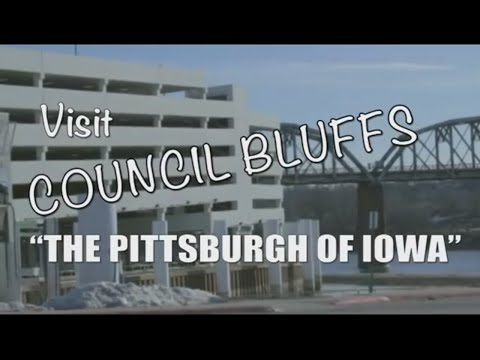 """Visit Council Bluffs"" Ad"