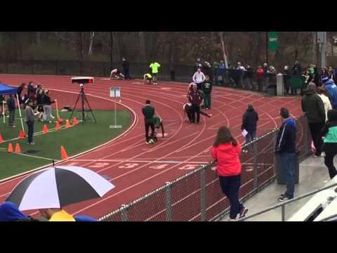 Chauncey Beatty 400m Hurdles - Jim Sheehan Memorial