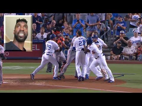 Andrew McCutchen breaks down the Giants-Dodgers melee