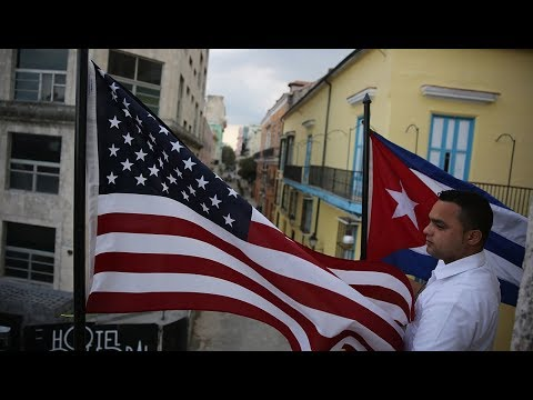 US-Cuba Relations Unravel as State Dept Alleges 'Sonic Attack'