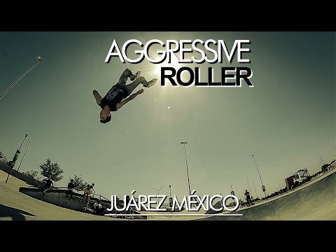 Aggressive Roller Cd.