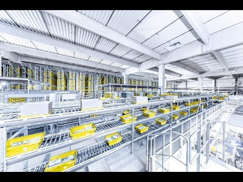 LET'S TALK 2018 - Automation Als Erfolgstreiber Der Logistik | SSI SCHÄFER