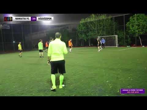 HAZIRLIK KARŞILAŞMASI GÖZGÖZSPOR:5 NANKATSU FC :3