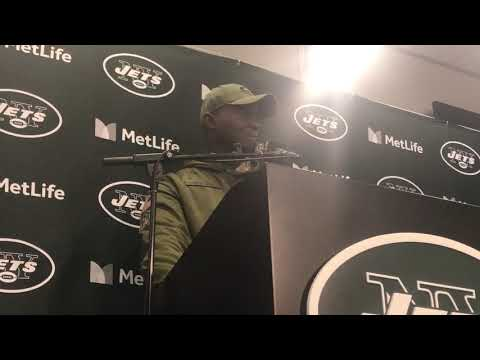 11/11/2018: Todd Bowles post-game press conference