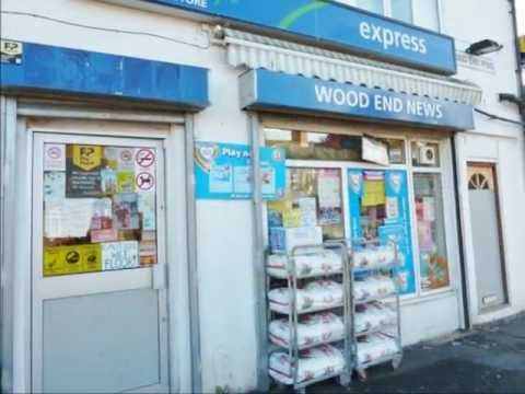 2789 - Convenience Store in Wednesfield West Midlands For Sale
