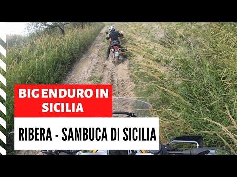 Big Enduro in Sicily - Ribera Sambuca di Sicilia