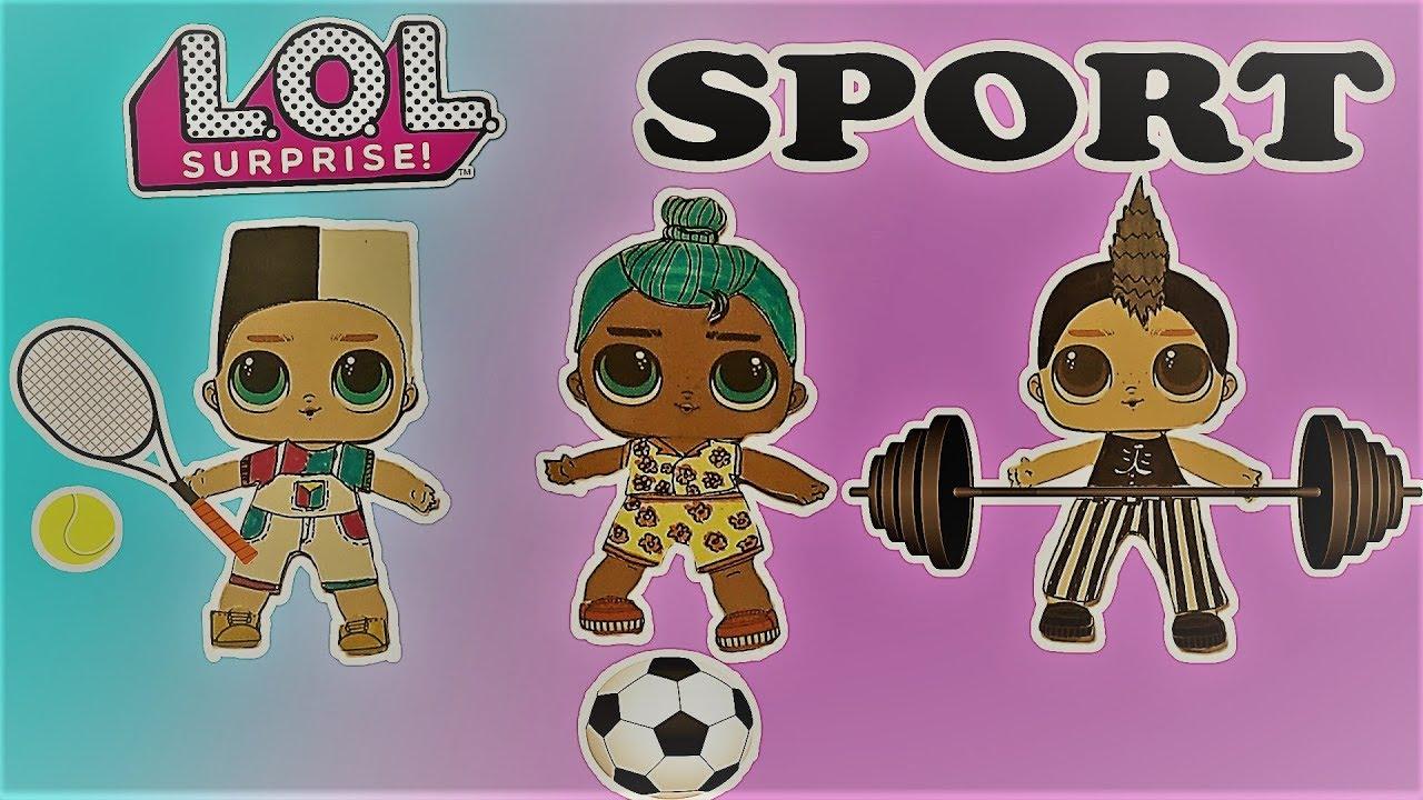 Sport Lol