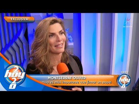 ¡Montserrat Oliver alista boda con Yaya Kosikova! |Hoy