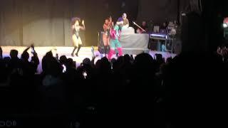 """Ashanti performing """"Foolish"""" live in Pleasanton CA on June 15, 2019"""