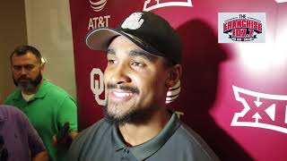 Jalen Hurts opens up about being captain
