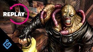 Replay - Resident Evil 3: Nemesis