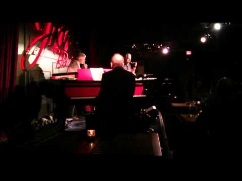 Jerry Bergonzi - Live in Toronto 2013