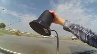 видео Антенна для рации в машину своими руками и ее настройка