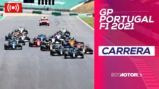 GP Portugal F1 2021 - Carrera completa | SoyMotor.com