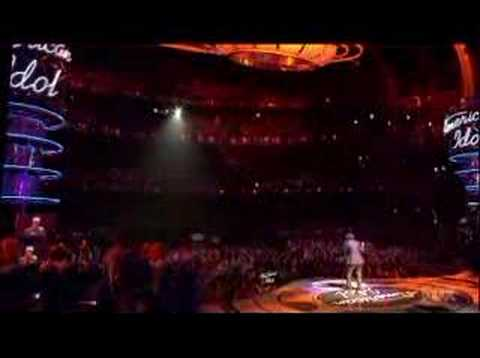 Taylor Hicks - Do I Make You Proud - American Idol 5