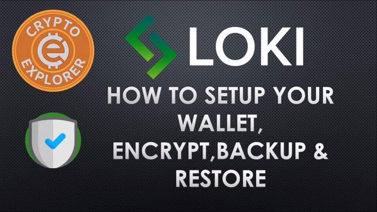 loki cryptocurrency wallet