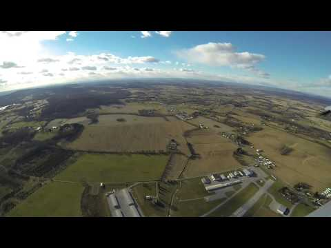 LANCASTER (LNS) TO GETTYSBURG (W05) FLIGHT