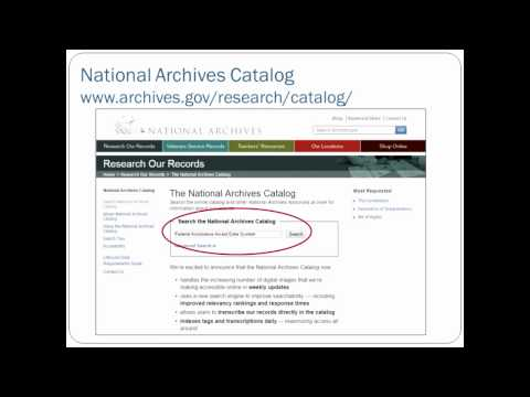 Federal electronic records at the National Archives