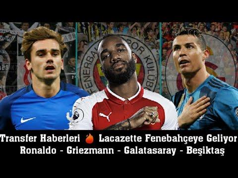 Yeni Transfer Haberlerin 2018 🔥 Fenerbahçe - Galatasaray - Beşiktaş