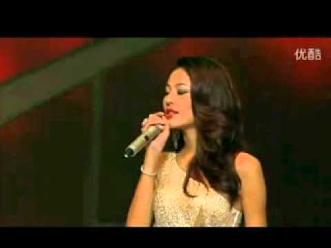 Luo Zilin Miss Universe China answer
