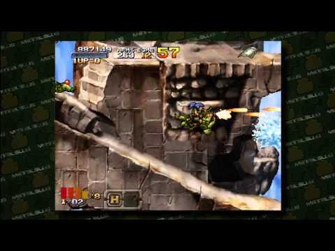 Metal Slug Double X (Xbox Live Arcade) Full Playthrough