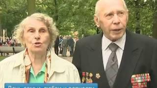 Смотреть видео Телеканал «Санкт Петербург» — Новости — Вальс и «вязаный ЗАГ онлайн
