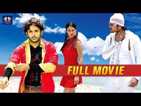 Nithiin Super Hit Telugu Film || Sadha || Nithiin Super Hit Movie || Telugu Full Screen